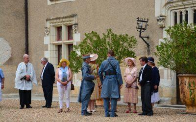 Les années 20 au Château de Montpoupon